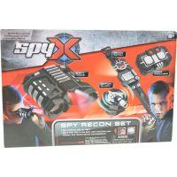 SpyX Veľký špiónsky set s ďalekohľadom 2