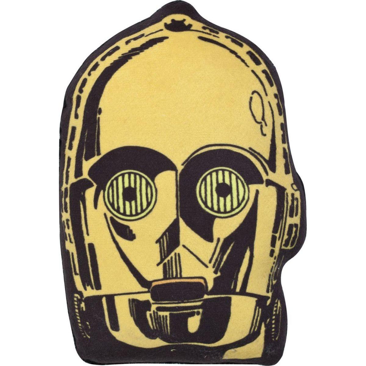 Star Wars Dekoratívny vankúš C-3PO