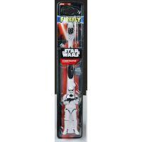 Star Wars zubní kartáček s 3D rukojetí