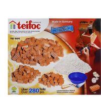 Teifoc 3588 Velká sada cihliček