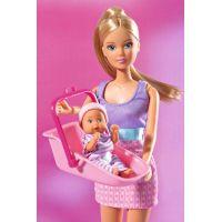 Steffi Love Bábika Baby Sitter 2