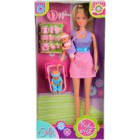 Steffi Love Bábika Baby Sitter 3