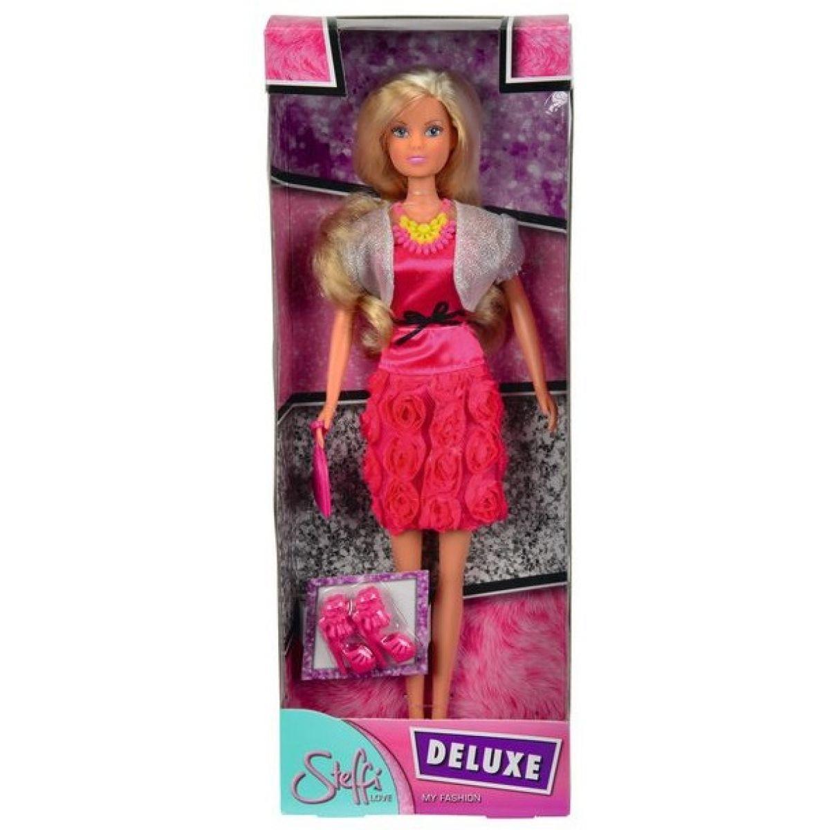 Steffi Love Bábika Deluxe - Ružové topánky