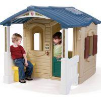Step2 Detský hrací domček s verandou
