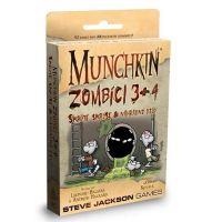 Steve Jackson Games Munchkin: Zombíci 3+4