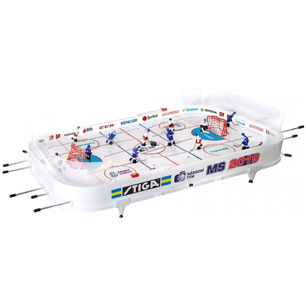 Stiga Stolný hokej MS 2019