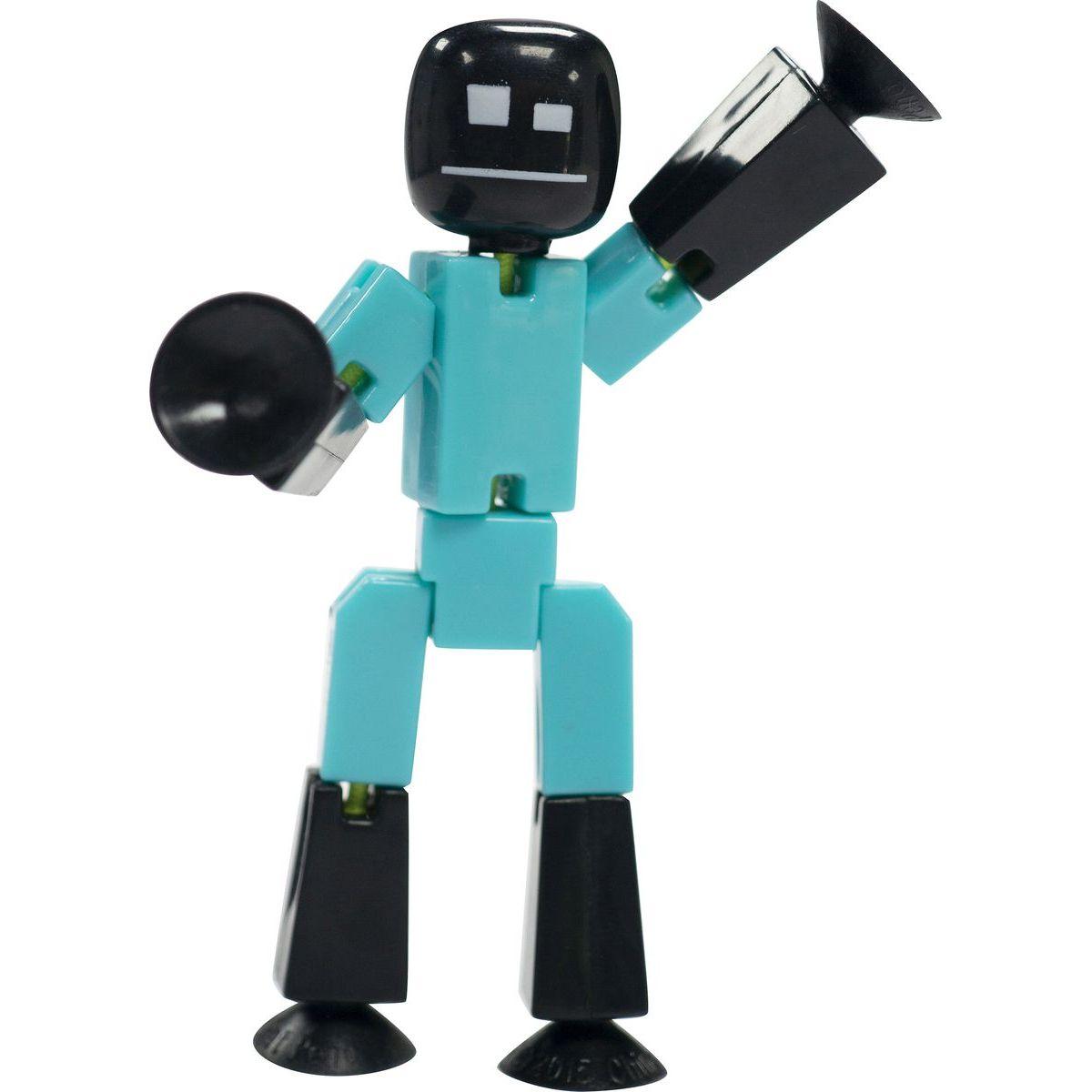 Stikbot Animák 1 figúrka čiernomodrý