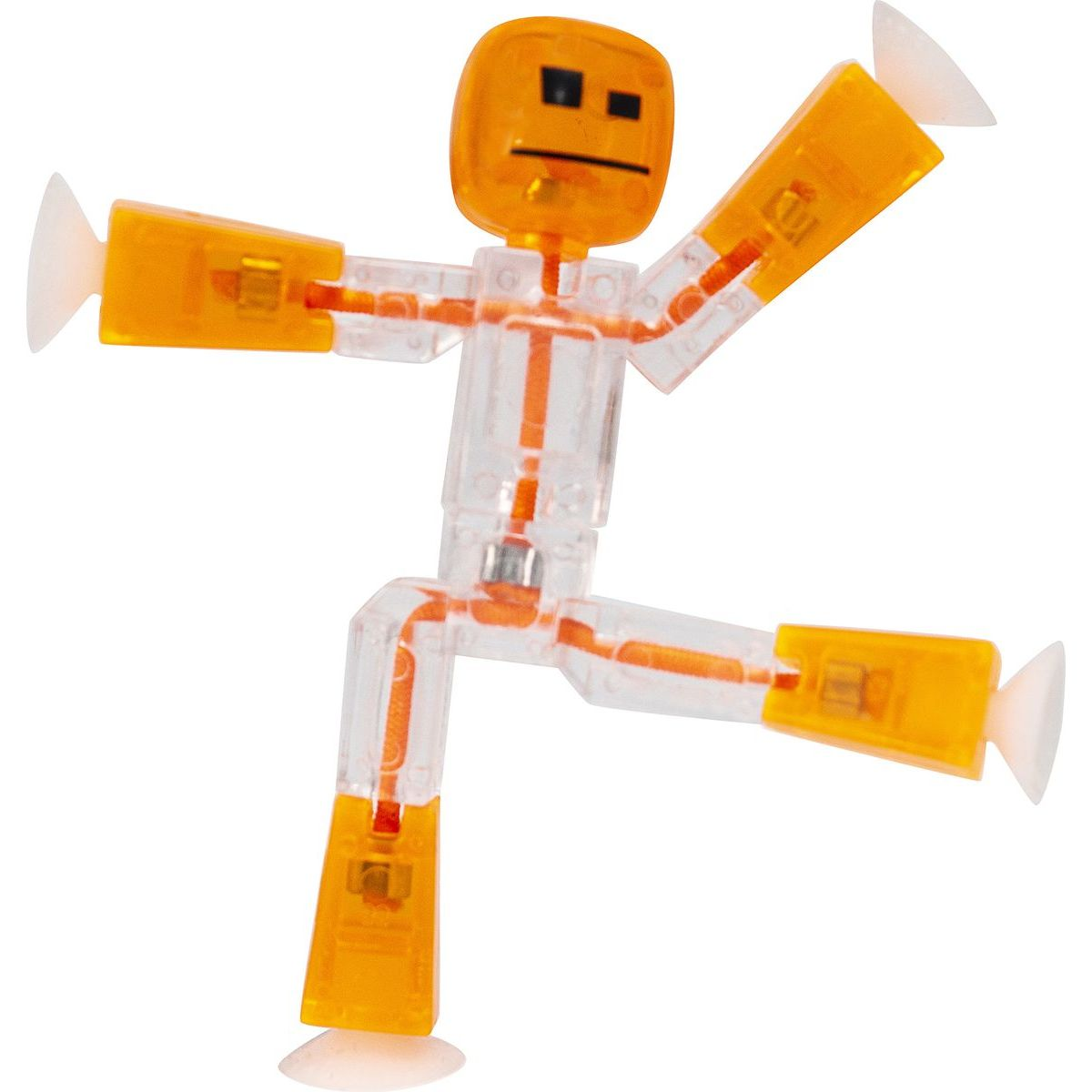 Stikbot Animák 1 figúrka oranžový