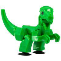 StikBot dino Pachycephalosaurus zelený