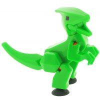 StikBot dino Parasaurolophus zelený