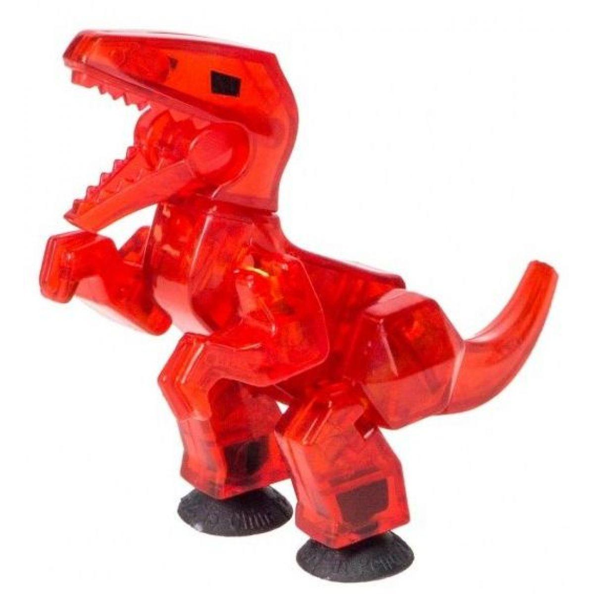 StikBot Mega dino T-Rex červený