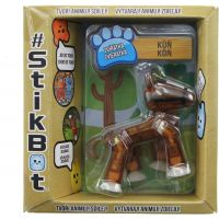 Stikbot Zvieratko Stikkůň hnedý 2