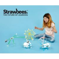 Strawbees Coding & Robotics 4