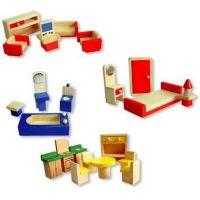 Studo Wood Domeček na hraní s figurkami 2