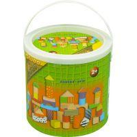 Hm Studio Kostky 50 ks v kbelíku 2