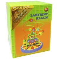 Studo Wood Labyrint klaun 2