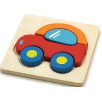HM Studio Studo Wood Puzzle auto