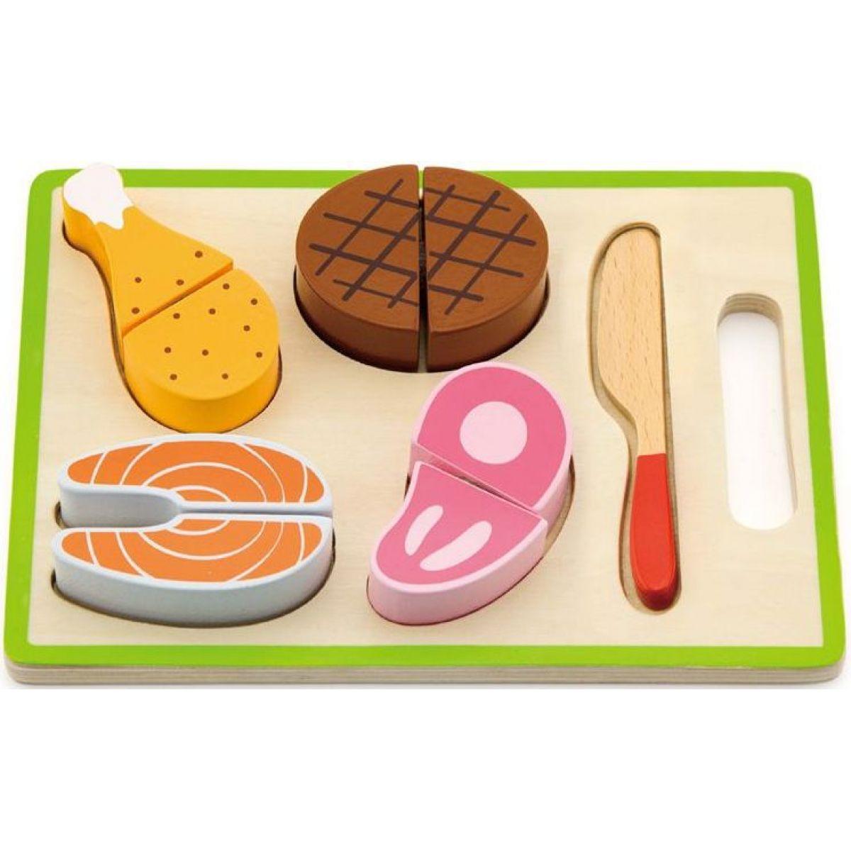 Study Wood Skladačka jedlo