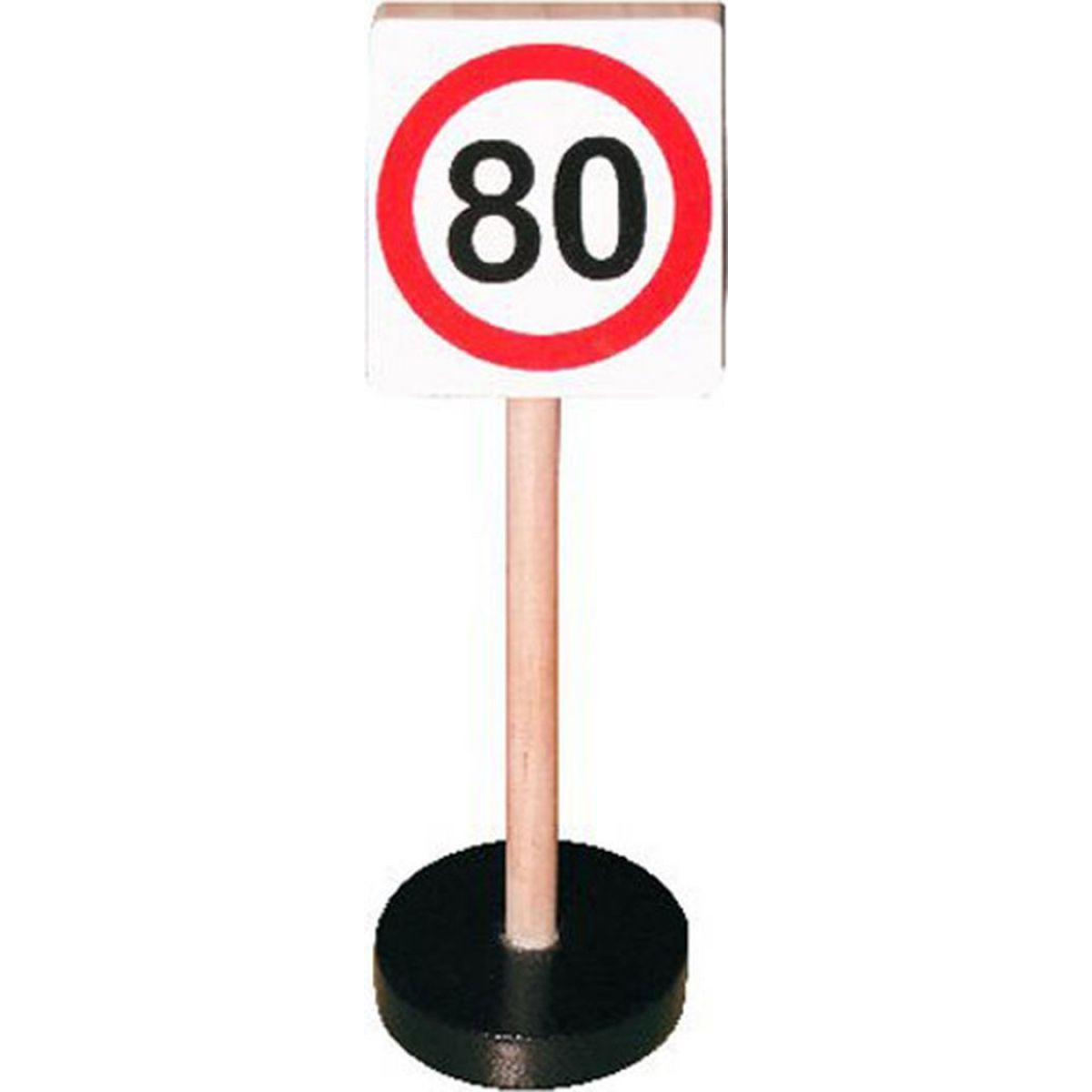Studo Wood Značka Max rychlost 80 km