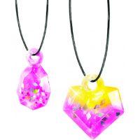 Style4Ever výroba šperkov Fialovo žlté 2