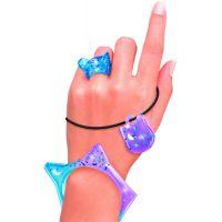 Style4Ever výroba šperkov Modro fialové 3