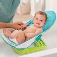 Summer Infant Kúpacia sedačka modrá 2