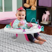 Summer Infant Multifunkčné sedátko SuperSeat 4v1 ružové 2