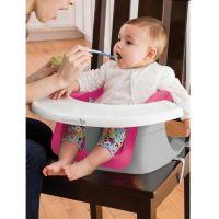 Summer Infant Multifunkčné sedátko SuperSeat 4v1 ružové 3