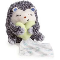 Summer Infant Plyšový uspávačik s tlkotom srdca ježko