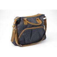 Summer Infant Prebaľovacia taška na kočík Charcoal Tan Tote 2