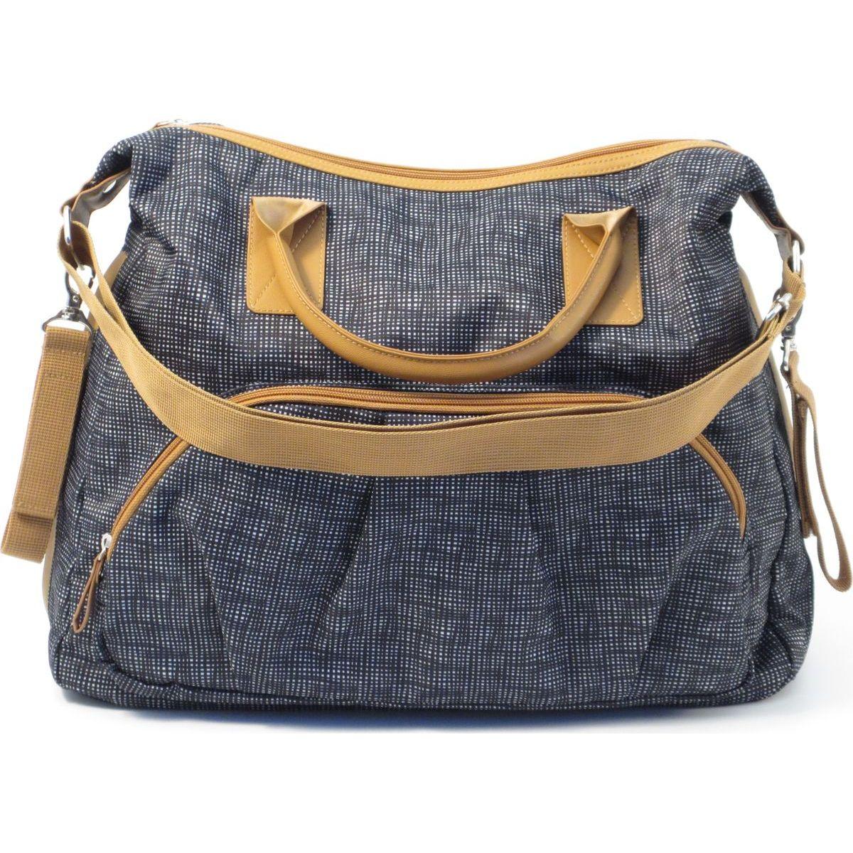 Summer Infant Prebaľovacia taška na kočík Charcoal Tan Tote