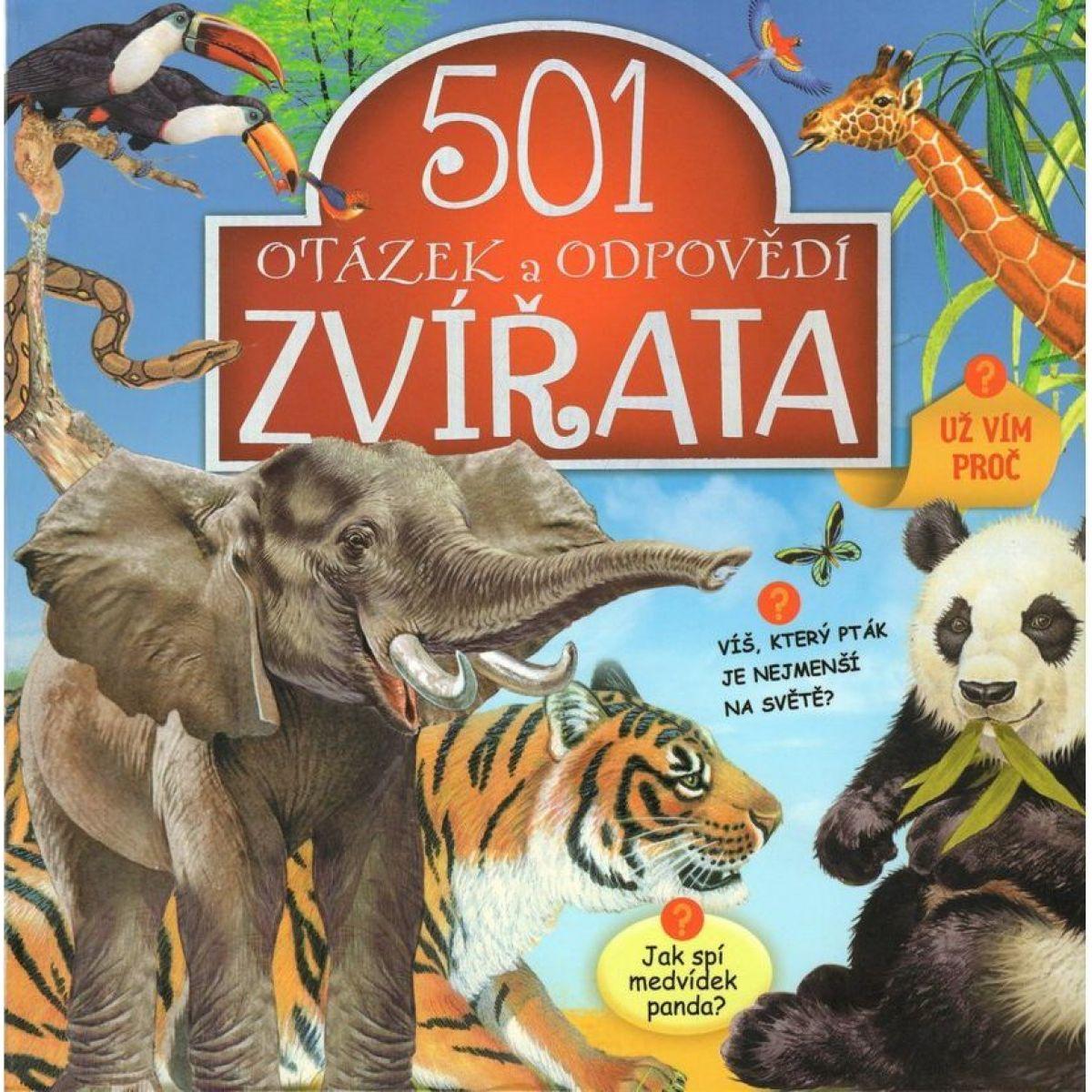 Sun 501 otázok a odpovedí Zvieratá