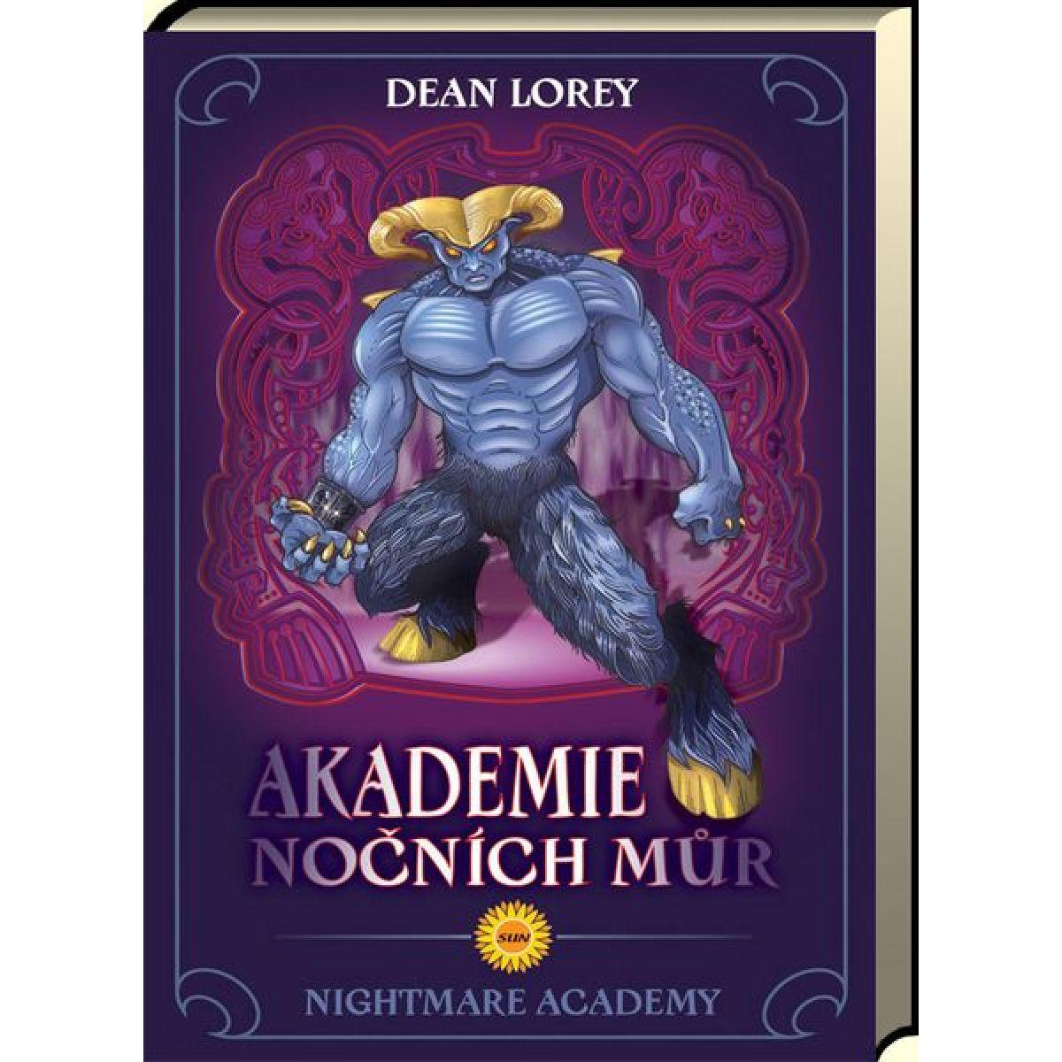 Akadémia nočných môr 1. - Dean Lorey