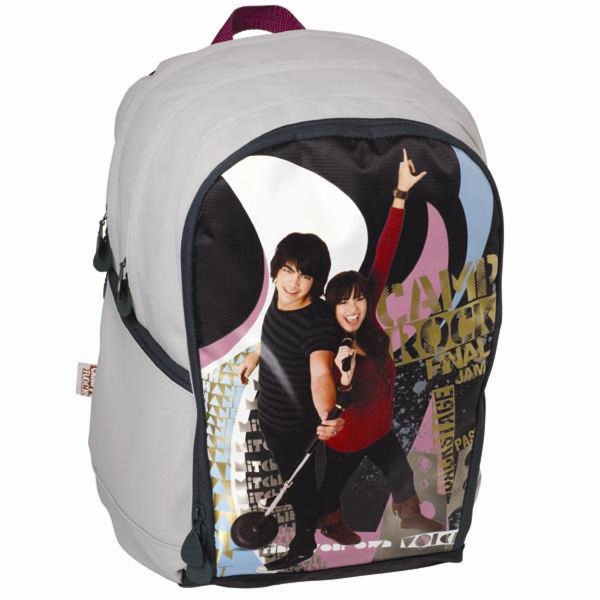 Sun Ce Camp Rock Školský batoh