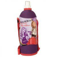 Sun Ce Hannah Montana Fľaša v obale - fialová