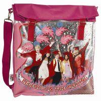 Sun Ce taška cez rameno High School Musical ružová