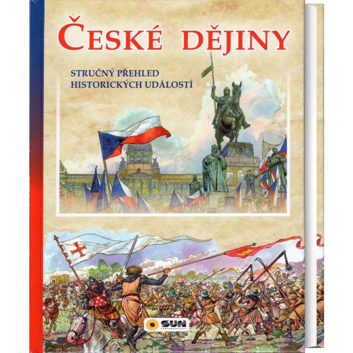 Sun České dejiny stručný prehľad