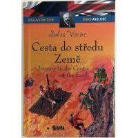 Cesta do stredu zeme Journey to the Centre of the Earth Dvojjazyčné čítanie Č-A