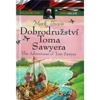 Dvojjazyčné čtení Č-A - D. Toma Sawyera