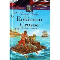 Dvojjazyčné čítanie Č-A - Robinson Crusoe
