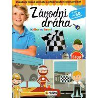 Sun Kniha na hraní Závodní dráha