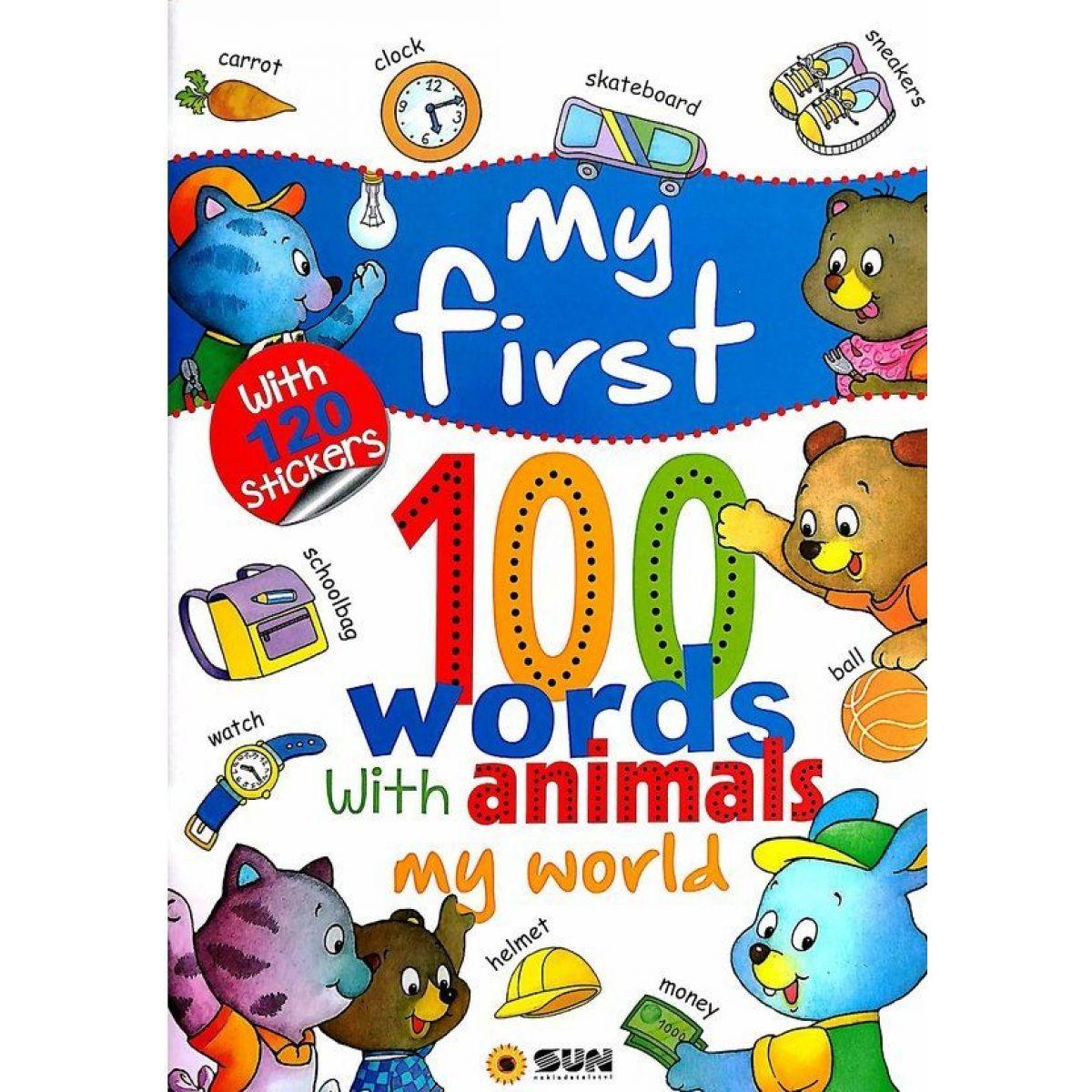 Sun My first 100 words My world