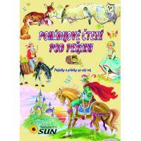 Pohádkové čtení pod peřinu - Pohádky a příběhy na celý rok