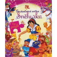 Sun Skládačková knížka Sněhurka - Poškodený obal