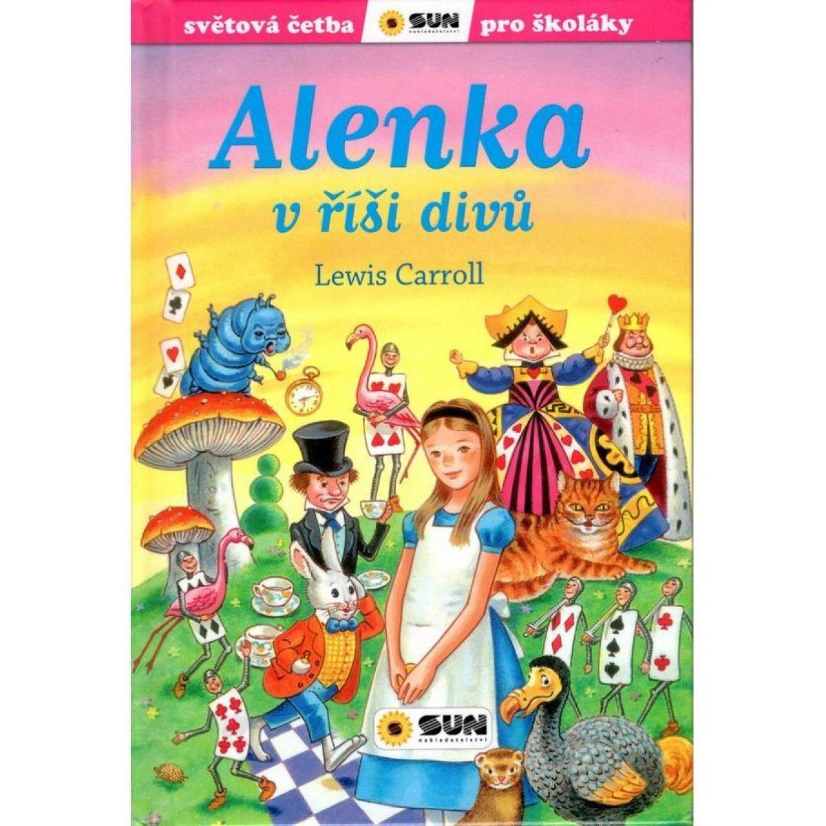 Svetová čítanie Alenka v ríši divov