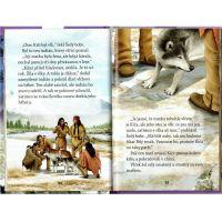 Svetová čítanie pre školákov Biely tesák 4
