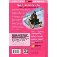 Svetová čítanie pre školákov Heidi 2