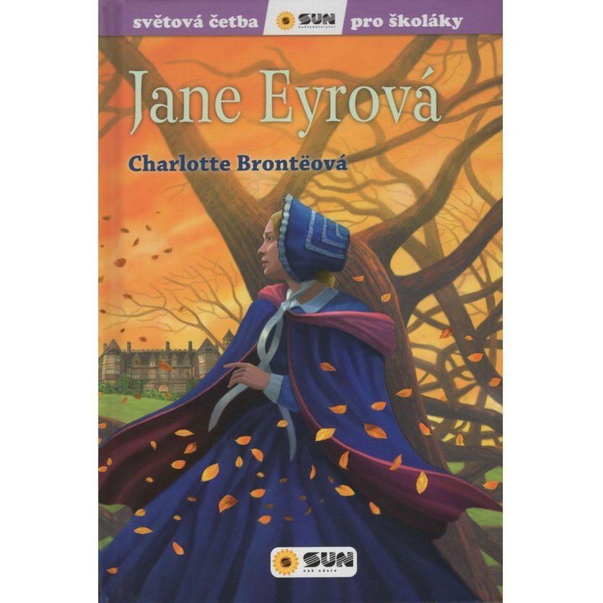 Svetová čítanie pre školákov Jane Eyrová