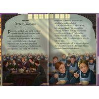 Svetová čítanie pre školákov Jane Eyrová 3
