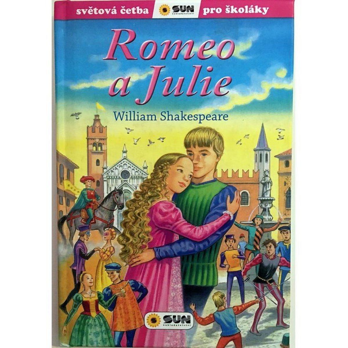 Svetová čítanie Romeo a Júlia II
